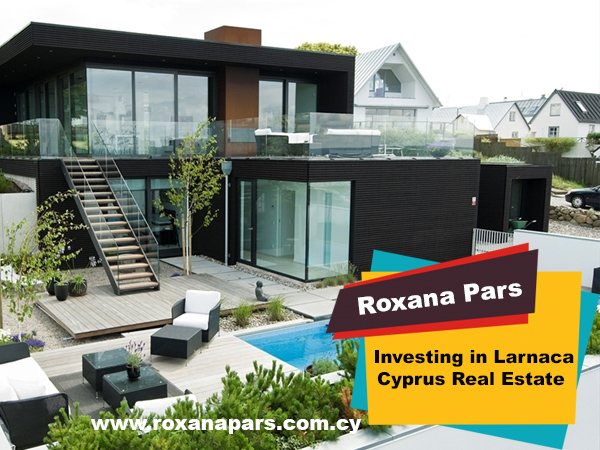 Secure investment in Larnaca Cyprus real estate