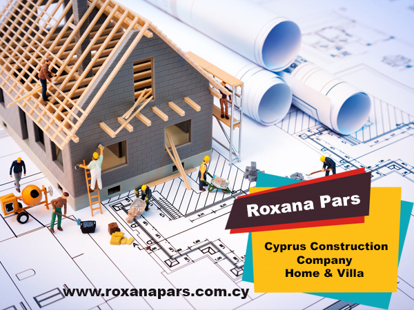 Cyprus Construction Company Home & Villa Construction Company in Cyprus